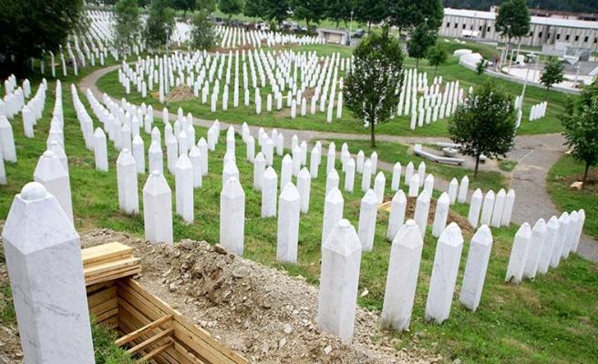 Srebrenitsa anma törenlerinde Sırbistan olmayacak