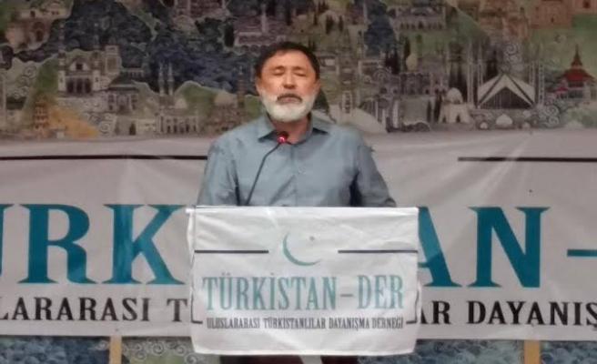 'Türkistan-Der' den hüzünlü iftar gecesi