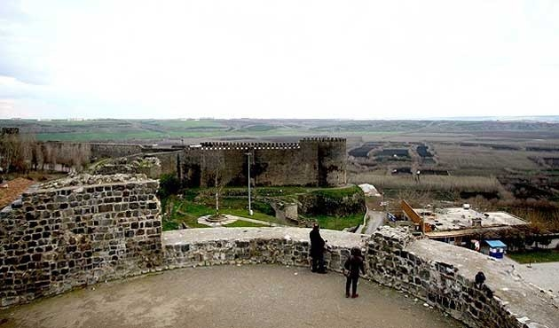 Diyarbakır Surları ve Hevsel Dünya Miras Listesi'nde