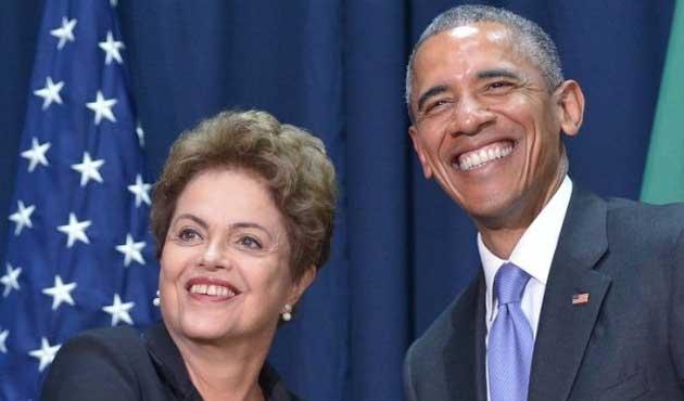 NSA Brezilya liderini de dinlemiş