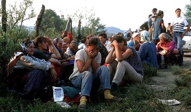 ABD ve İngiltere Srebrenitsa'da katliam yapılacağını biliyormuş