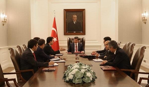 Ekonomi Yönetimi Bakanlar Toplantısı sona erdi