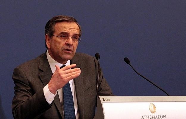 Yunanistan'da referandum sonrası Samaras istifa etti