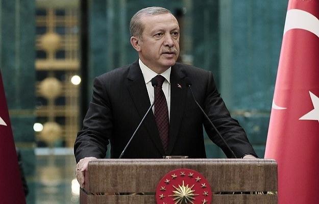 Erdoğan görevi başkanlık divanı oluşunca verecek