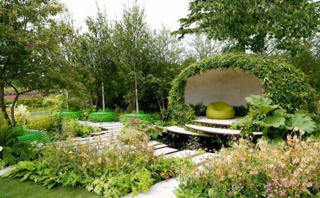 İngiltere'de Türk Bahçeleri ödül aldı