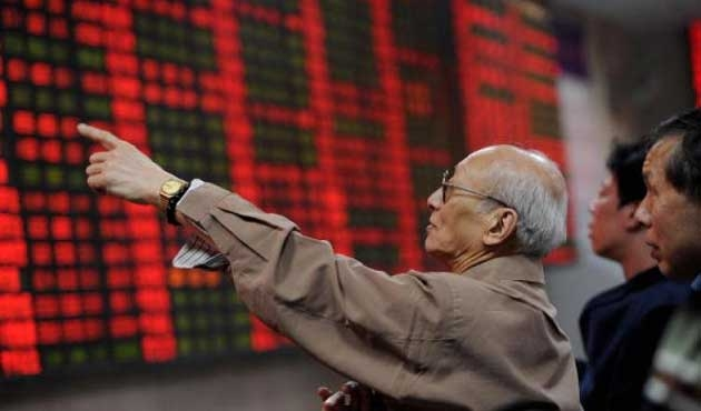 Çin borsasında çöküş; yüzlerce şirket işlemleri durdurdu