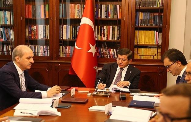 AK Parti'de koalisyon hazırlıkları sürüyor