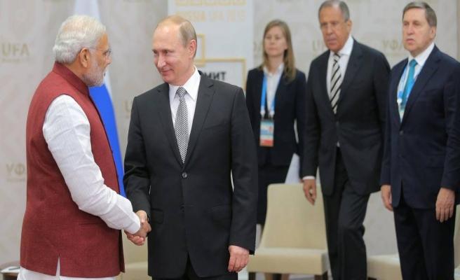 Hindistan ŞİÖ'ye hazır