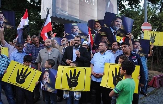 Mısır'da darbe karşıtlarından Mescid-i Aksa çağrısı