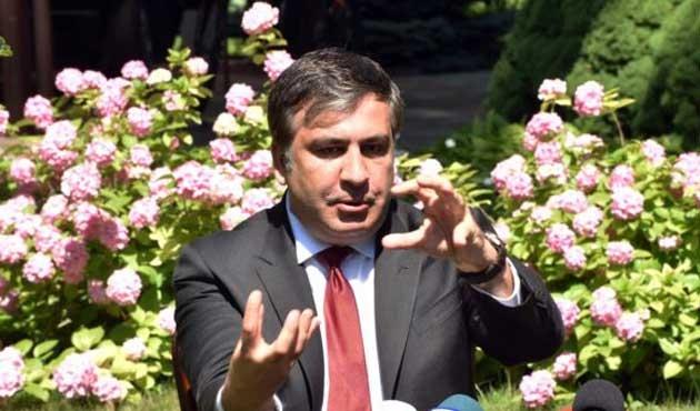 Gürcü Saakaşvili'nin Ukrayna'daki valilik maaşı ABD'den