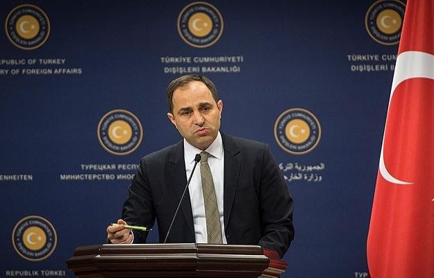 Dışişleri'nden 'Turiste saldırı' açıklaması
