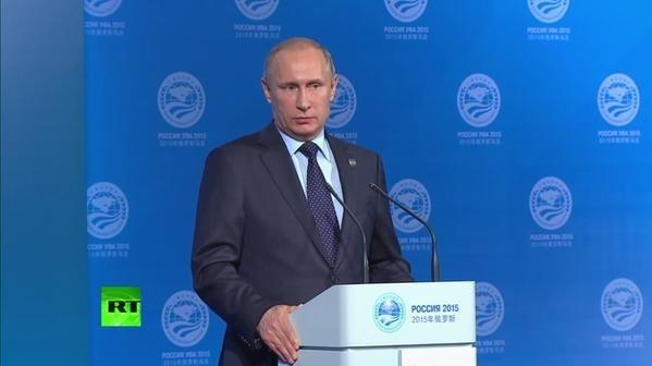 Putin: Çin küresel ekonominin lokomotifi olmayı sürdürecek