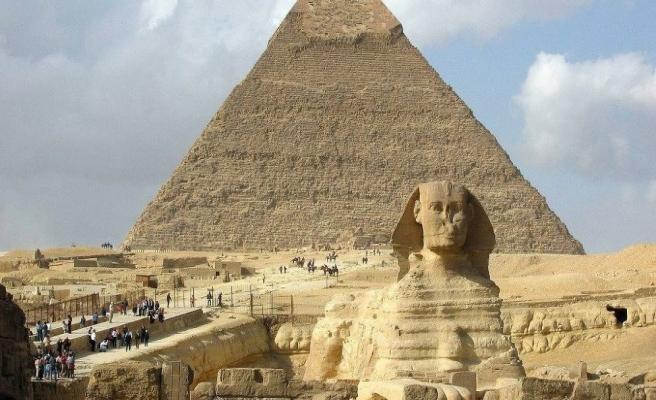 IŞİD piramitleri de yıkacakmış