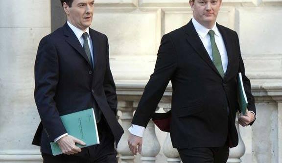 İngiltere'de bütçe paylaşımı değişti
