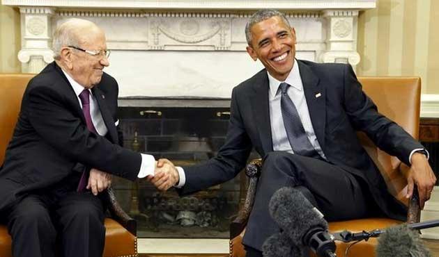 Tunus artık ABD'nin 'NATO dışı ana müttefik'i