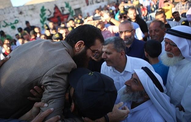 Açlık grevindeki Filistinli Hıdır Adnan serbest