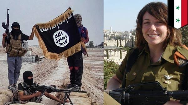 YPG'de savaştı İsrail'e geri döndü