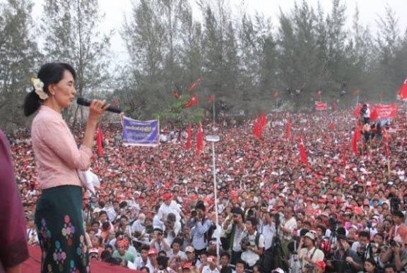 Myanmar'da cumhurbaşkanı değişebilir