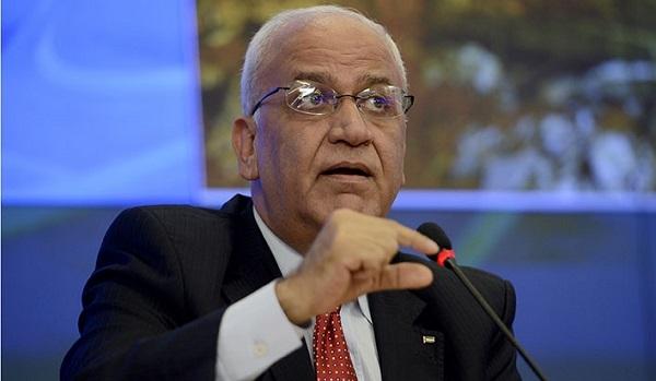 FKÖ'nün yeni Genel Sekreteri Saib Erekat oldu