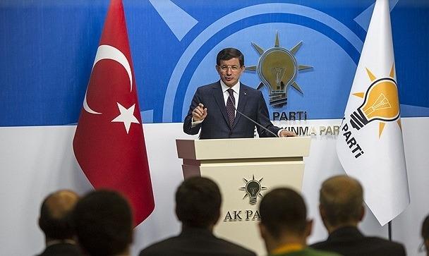 Davutoğlu: HDP'nin koalisyon tutumu değişti