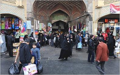 Ambargolu 35 yıldan sonra İran'a yatırım yarışı