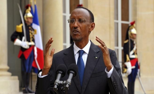 Ruanda'da seçim öncesi Anayasa değişti