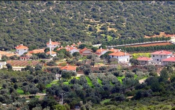 Urla Villaları'yla ilgili yeni karar