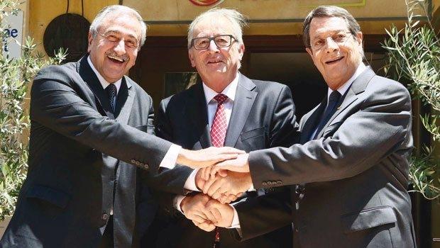 AB'den Kıbrıs'a tam destek