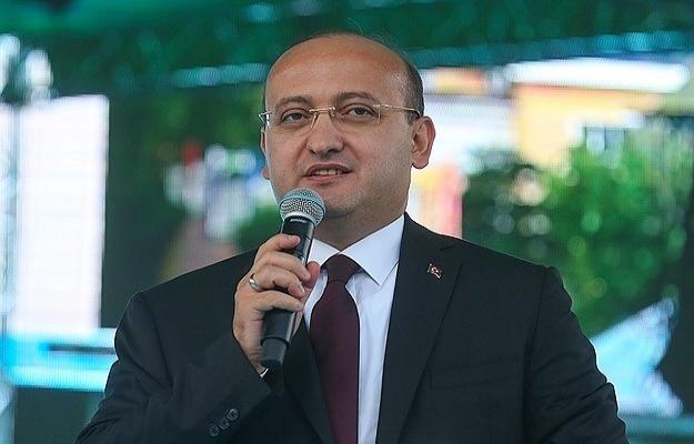 Akdoğan: Dolmabahçe gündemimizde değil