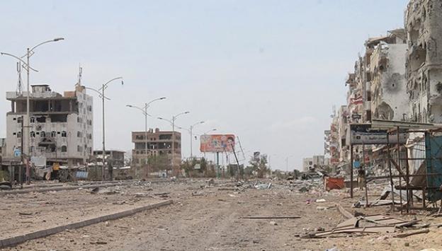 Yemen hükümeti Aden'i geri aldı