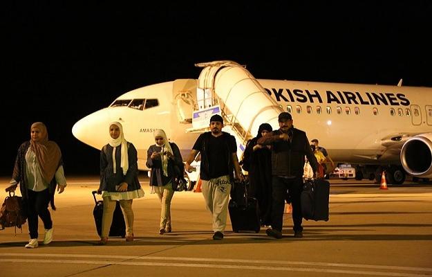 Kuveyt-Bursa uçuşları başladı