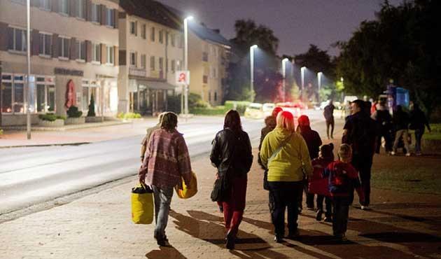 Almanya'da yine bomba tahliyesi