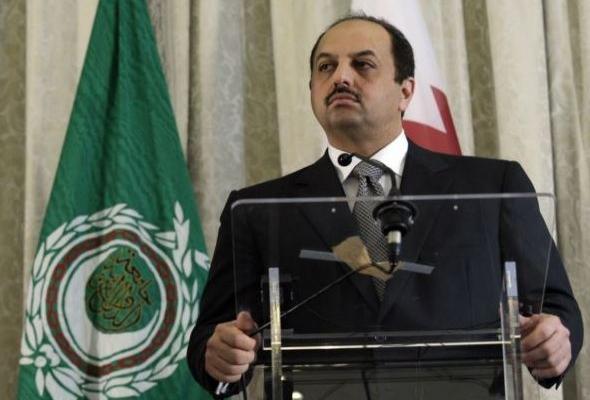 Katar Dışişleri Bakanı Erbil'de