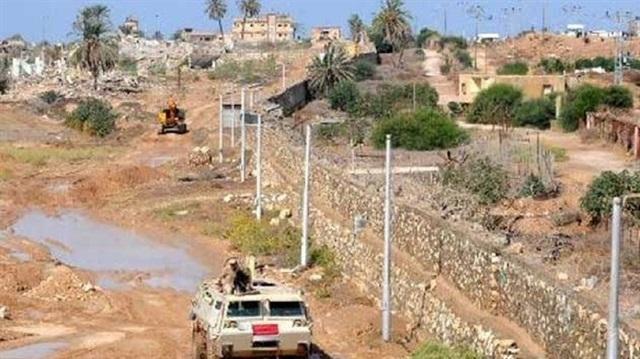 Mısır Sina'da yeni çatışmalar