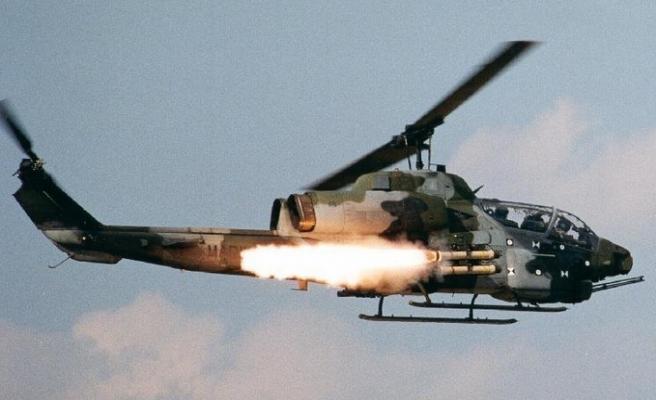 ABD yine müttefikini bombaladı; 10 Afgan askerini öldürdü