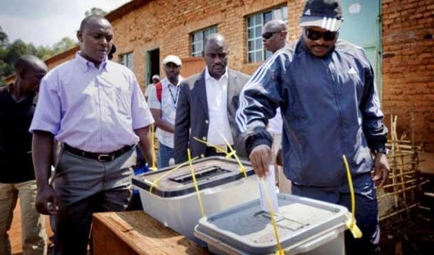 Burundi'de çatışmaların gölgesinde seçim