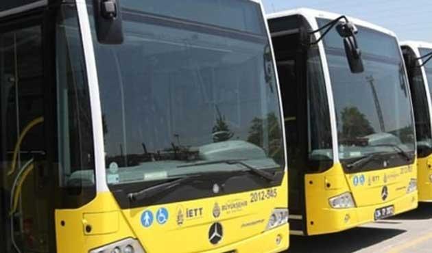 Alibeyköy'de İETT otobüslerine saldırı, şoförler rehin alındı