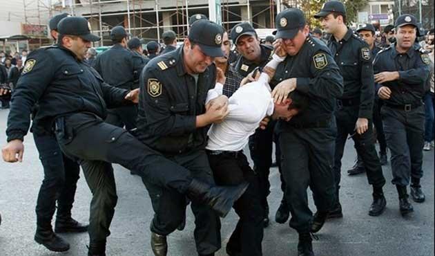 Azeri muhalifin tahliye talebine yine red