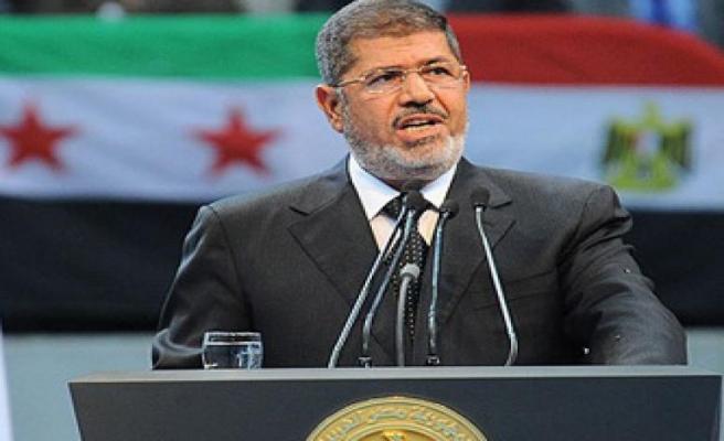 Mursi'nin davasına erteleme