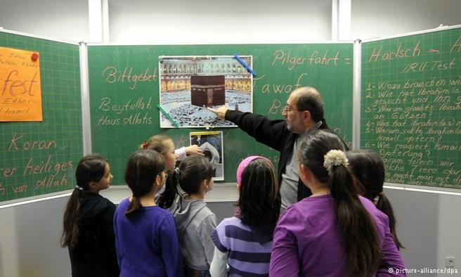 Almanya'da bir eyalette daha İslam dersi verilecek