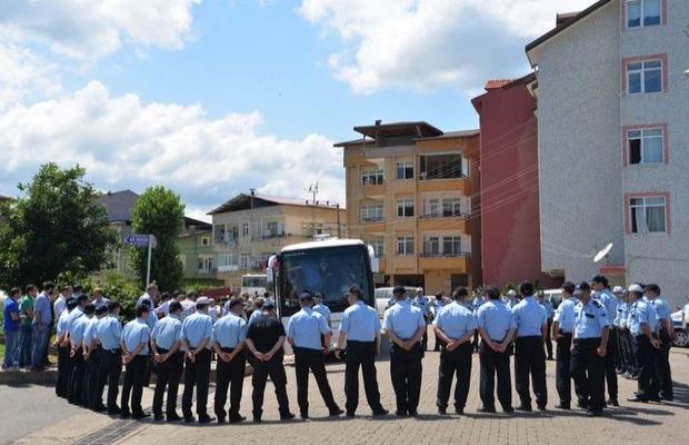 Şanlıurfa'ya takviye polis