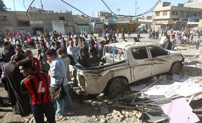 Bağdat ve Diyala'daki saldırılarda 24 kişi öldü