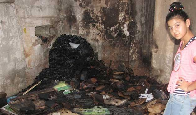 Suriyelilerin kaldığı 3 eve molotoflu saldırı