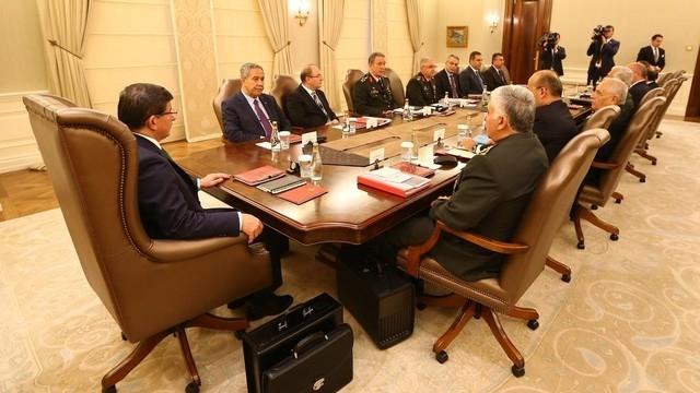 Özel Güvenlik toplantısı sona erdi