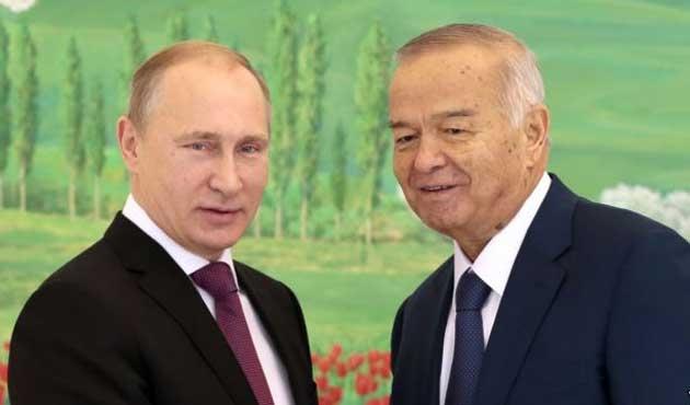 Rusya Özbekistan'ın borcunu siliyor
