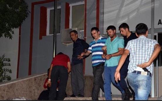 PKK'ya götürülmek istenen 4 kişi yakalandı