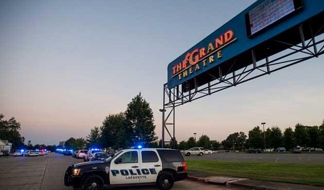 ABD'de sinema salonuna saldırı; 3 ölü