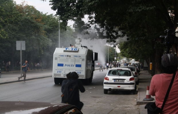 Ankara'da 33 gözaltı