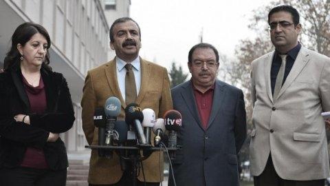 HDP ve İmralı Heyeti'nden ortak açıklama
