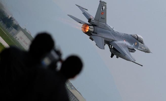 İncirlik'ten üç F-16 daha kalktı